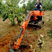 家庭农用小型挖掘机价格 小钩机型号尺寸
