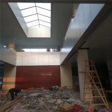 亚朵酒店外墙氟碳铝单板 室内深灰色铝板-德州牛仔指导厂家