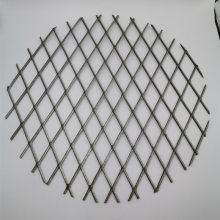 马腾公司304 316L不锈钢钢板网 加厚金属板拉伸网