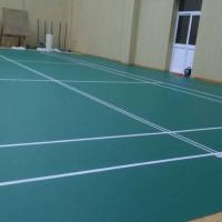 工厂直供山东PVC塑胶地板/欧宝瑞宝石纹塑胶地板/pvc运动地胶