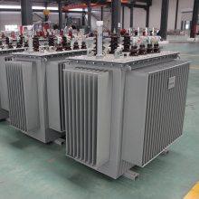全新铜质S13-1250KVA油浸式变压器低损耗全密封***-北京恒安源电气集团