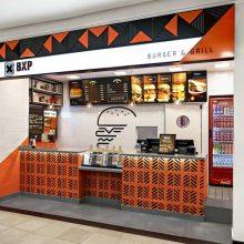 合肥小吃店装修,小空间里的设计感,锁定顾客的街边小吃店