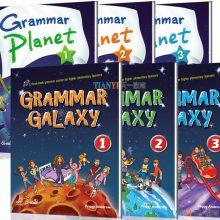 专项课程【语法】Grammer 6个级别 10-16岁