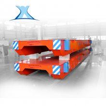 可定制1-300T全电动搬运室内装潢低压工具轨道平板车价格_新乡百特