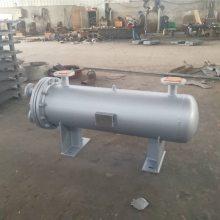 供应安徽合肥GLL型 导热油换热器 船用冷却器