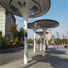 售楼部大堂背景墙3D彩绘铝单板-推荐广东bbin国际版下载 建材厂家