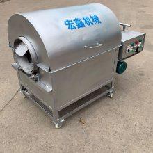 1000斤五谷雜糧翻炒機 不銹鋼面粉翻炒機 全自動炒板栗機