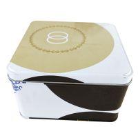 叶酸溶液铁盒 咀嚼片金属盒 维生素片包装盒定制