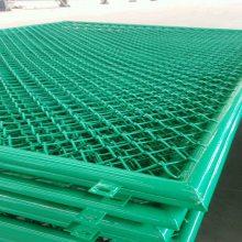 青岛金属围栏网厂家 运动球场围网 体育护栏网器材