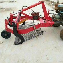 拖拉機刨大蒜機器 前置收蒜機 ***大蒜挖蒜機