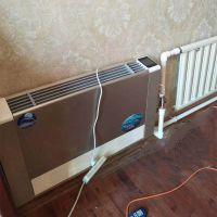 豪华超薄立式明装风机盘管欧式家用水空调冷暖两用就选艾尔格霖