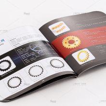 传动系统 产品目录 场地铺设器材选型手册 通用配件 宣传册设计 监控摄像机 产品样本 世亚广告