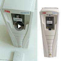 abb变频器Acs510-01-017A-4 7.5KW电机变频调速器原装价格