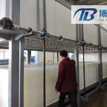 东莞博泰ICEWAY日产50吨大型直冷块冰机 冰条机 定制冰砖机