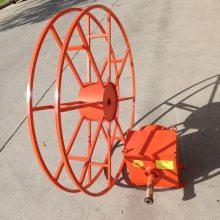 天车收放线电缆卷筒 吸盘圆筒式电缆卷筒 销售
