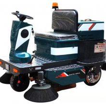 铁屑灰尘渣土砂石清扫车 印刷造纸包装厂灰尘扫地机 电动吸尘驾驶式扫地机JC1050
