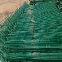 防攀桥梁护栏网 铁丝护栏网加工定做 仓库隔离网