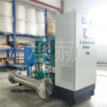 进口威乐wilo水泵MVI工地用水恒压变频供水设备两用一备上海闵行区供应