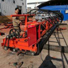 路面施工用滚轴振动棒摊铺一体机混凝土公路三辊轴整平机四辊轴震动梁