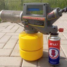 养猪场防疫消毒烟雾机 弥漫效果好热力烟雾机 手提小型烟雾喷药机