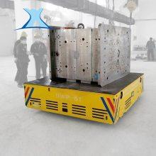 ***港口、集装箱装卸运输车锂电池无轨转运车100吨