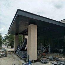 艺术造型门头铝板装饰_檐口雨棚门头铝板_德普龙报价