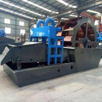 供应云南洗砂机 轮斗式洗砂机 大型制砂配套洗砂机现货