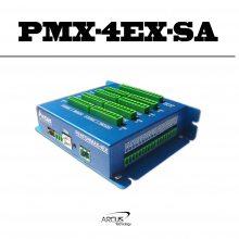 美国Arcus四轴步进控制器/PMX-4EX-SA/5M脉冲输出/USB/RS485通讯方式