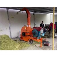秸秆切段均匀的铡草机 青干蔬菜秧铡草机 高产量低喷揉丝机 润华
