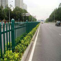 城市道路绿化护栏 路侧花池防护栏 铁艺护栏厂家