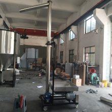 垂直螺杆上料上料配高度2.5米到2.8米直径/螺旋上料机可定做