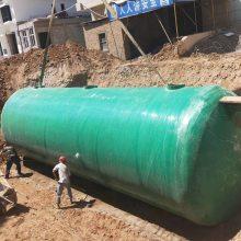 模壓玻璃鋼化糞池2.5立方 寒冷地區纏繞化糞池2立1.5立方廠家現貨