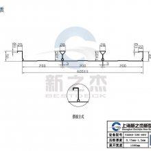 淮安YXB48-200-600型闭口楼承板价格参照表