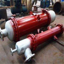 化工冷凝器 列管式冷凝器 注塑机油冷却器