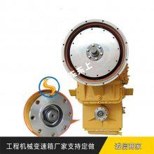 装载机在产品力上大大提升的徐工LW500KV装载机变速箱厂家