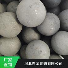 东源耐磨热轧钢球_新疆不失圆热轧钢球_氧化铝矿用热轧钢球厂家直销