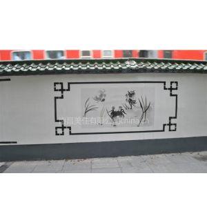 供应江西九江 彭泽 湖口 都昌 星子 瑞昌文化墙彩绘手绘喷绘绘画