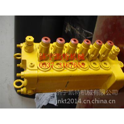 低价促销小松挖掘机PC60-7分配阀 济宁凯特 机械配件