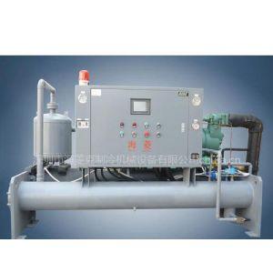 供应单机头水冷式螺杆冷水机