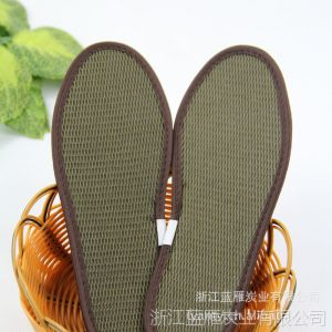 供应竹炭鞋垫批发 除臭鞋垫 运动鞋垫 鞋垫加工贴牌 网眼鞋垫批发