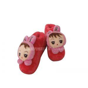 供应室内拖鞋 厂家 娃娃头棉拖鞋