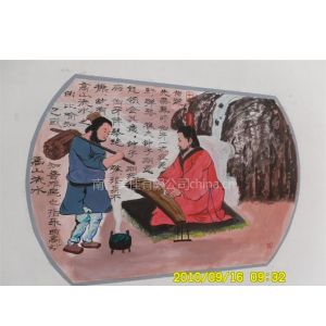 供应江西上饶婺源 德兴 玉山 广丰 铅山文化墙彩绘手绘绘画制作