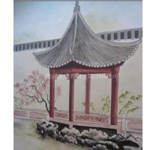 供应江西九江星子 都昌 德安 永修 武宁 修水文化墙彩绘 手绘 绘画 制作