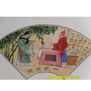 供应江西景德镇浮梁 乐平 文化墙手绘 彩绘 喷绘制作