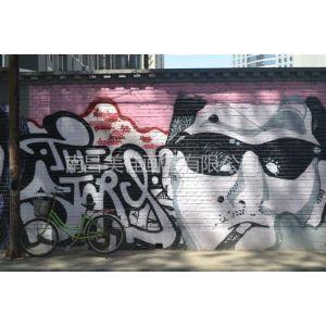 供应九江星子彭泽 德安修水 武宁学校校园文化墙围墙彩绘手绘涂鸦壁画供应!