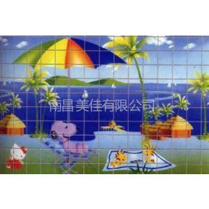 供应江西瓷砖陶瓷壁画烧制彩印定做!