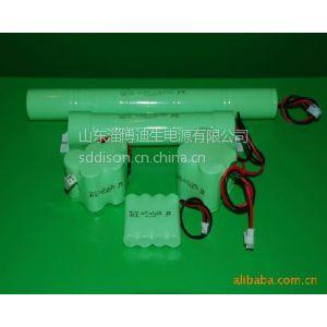供应山东淄博DISON迪生镍氢电池SC3000mAh NI-MH氢镍充电电池