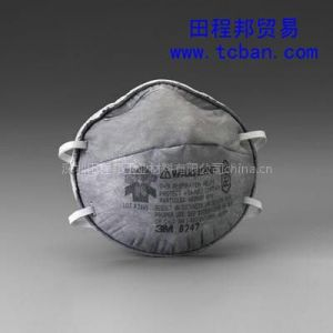 供应3M8247有机气体及颗粒物防护口罩