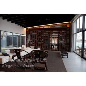 供应东方晨光提供中式别墅装修设计