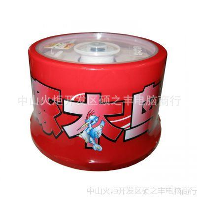 供应啄木鸟 空白光盘 简系列DVD-R 16X 50片装DVD刻录盘 钻石品质